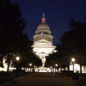Austin, Texas. Capitol